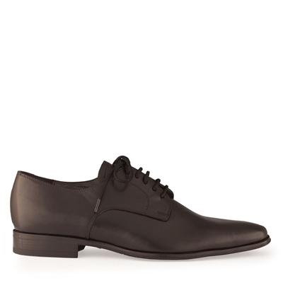 Imagine Pantofi Eleganti Barbarti 2803 Vitello Nero