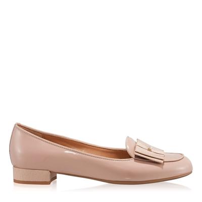 Pantofi Casual 4257 Vernice Carne