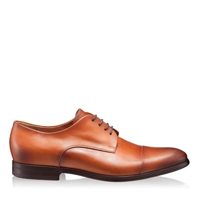 Pantofi Eleganti Barbati 2874 Vitello Cuoio