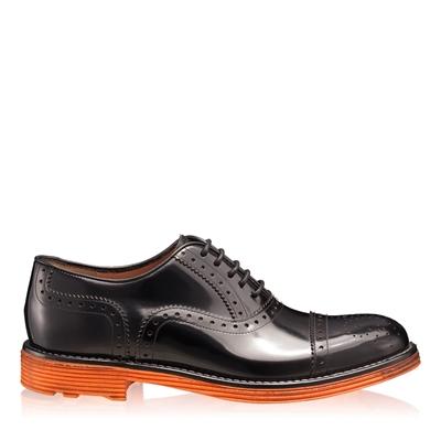 Pantofi Barbati Smart Casual 2989 Abrazivato Nero