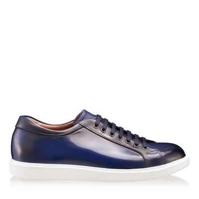 Pantofi Smart Casual 6595 Abrazivato Blue