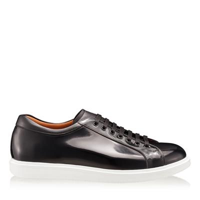 Pantofi Barbati Smart Casual 6595 Abrazivato Nero