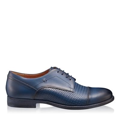 Pantofi Casual Barbati 2962 Vit Stamp Blue