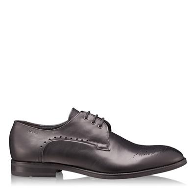 Imagine Pantofi Eleganti Barbati 2828 Vitello Negru