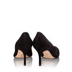Imagine Pantofi Eleganti Dama 4416 Camoscio Negru