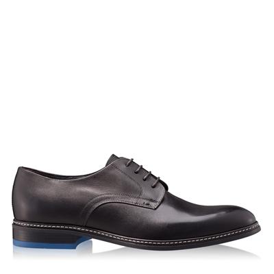 Imagine Pantofi Eleganti Barbati 6588 Vitello Negru