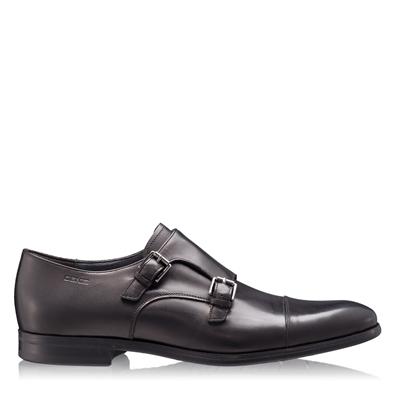 Imagine Pantofi Eleganti Barbati 6676 Vitello Negru
