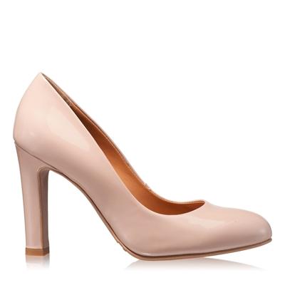 Pantofi Eleganti Dama 4117 Lac Carne