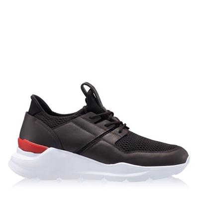 Изображение Спортивная Мужская обувь 6711 Vit+Rete Negru