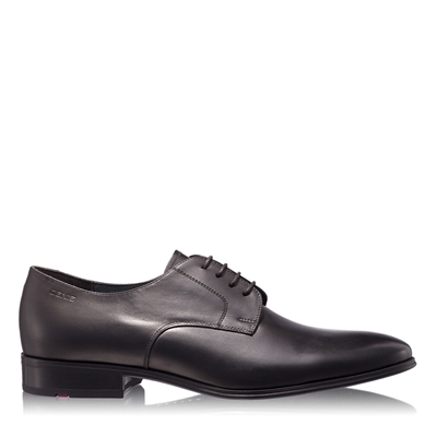 Imagine Pantofi Eleganti Barbati 5002 Vitello Negru