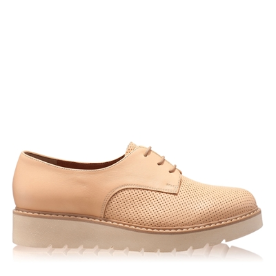 Imagine Pantofi Casual Dama 4481 Vit Foro Beige