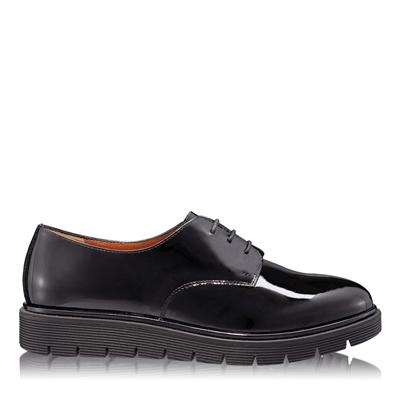 Imagine Pantofi Casual Dama 4821 Lac Negru