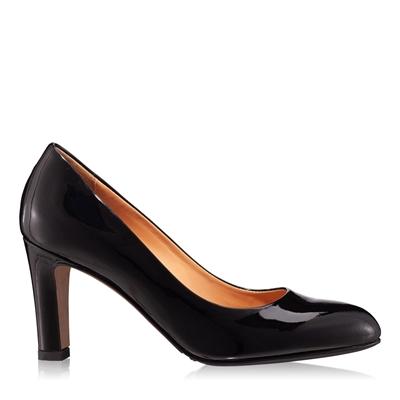 Imagine Pantofi Eleganti Dama 4072 Lac Negru