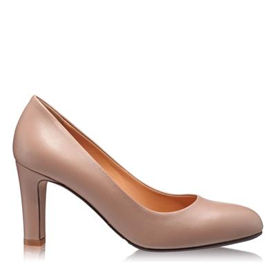 Imagine Pantofi Eleganti Dama 4072 Vitello Poudre