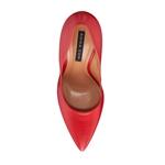 Imagine Pantofi Eleganti Dama 4332 Vitello Rosu