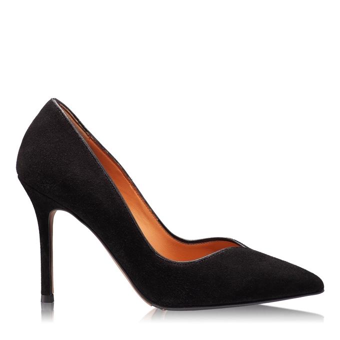 Imagine Pantofi Eleganti Dama 4521 Cam Negru