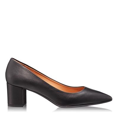 Imagine Pantofi Eleganti Dama 4743 Vitello Negru