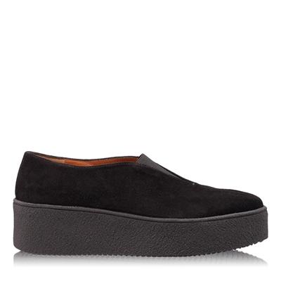 Imagine Pantofi Casual Dama 4865 Camoscio Negru