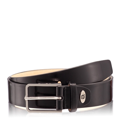 Picture of Men Belt 85 Abrazivato Nero