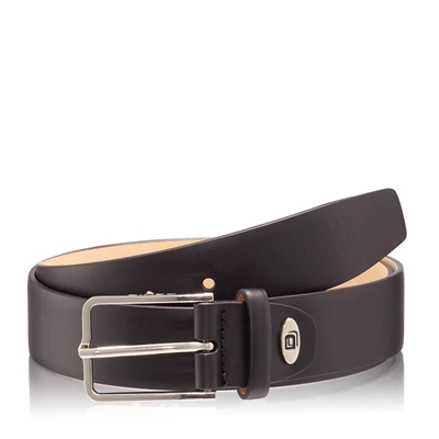 Picture of Men Belt 85 Cu Nero