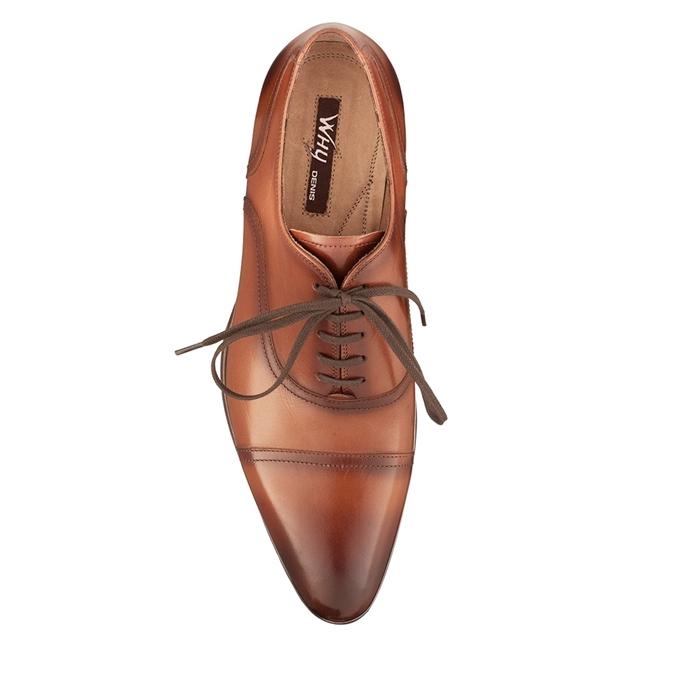 Imagine Pantofi Eleganti Barbati 2762 Vitello Cuoio
