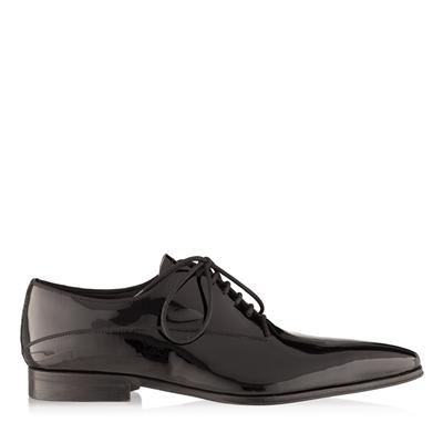 Imagine Pantofi Eleganti Barbati 2910 Lac Negru