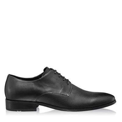Изображение Элегантные мужские туфли 5007 Vitello Negru