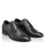 Imagine Pantofi Eleganti Barbati 5007 Vitello Negru