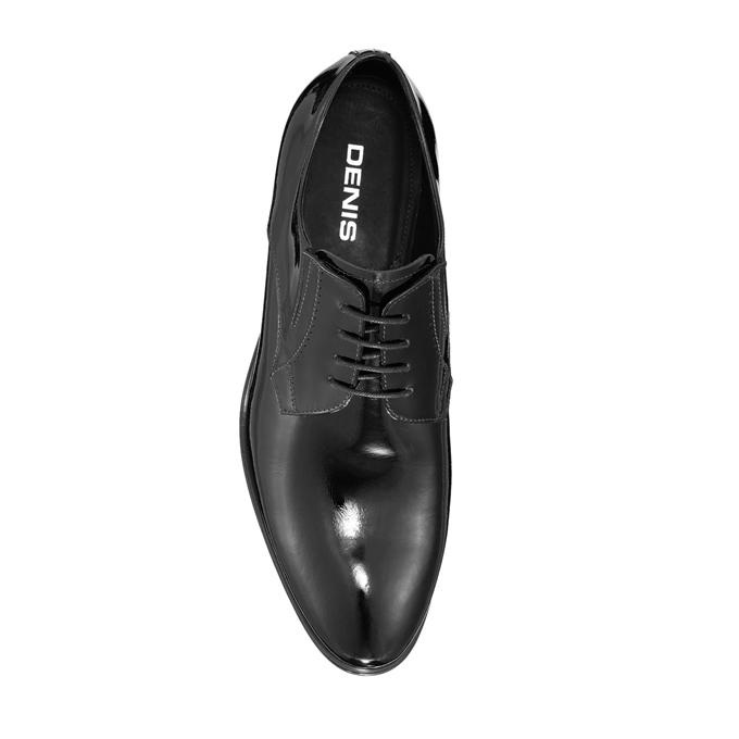 Imagine Pantofi Eleganti Barbati 6851 Vernice Negru