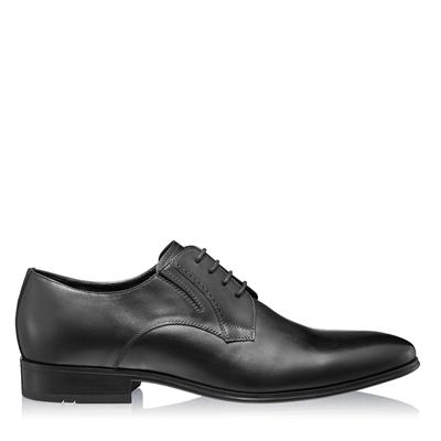 Изображение Элегантные мужские туфли 6851 Vitello Negru