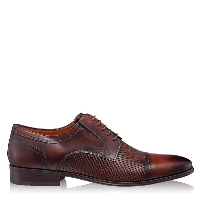 Imagine Pantofi Eleganti Barbati 6858 Vitello Maro