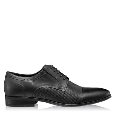 Изображение Элегантные мужские туфли 6858 Vitello Negru