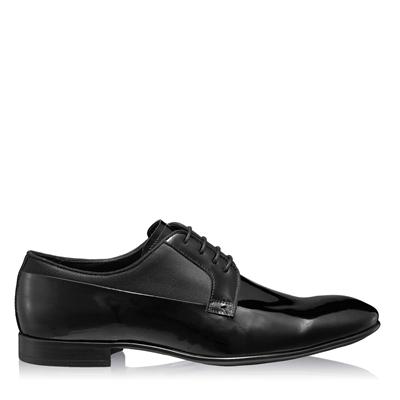 Imagine Pantofi Eleganti Barbati 6874 Vernice Nero