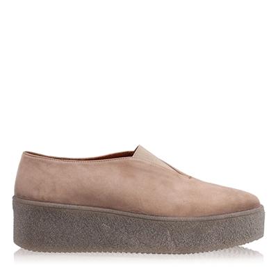 Imagine Pantofi Casual Dama 4865 Crosta Taupe