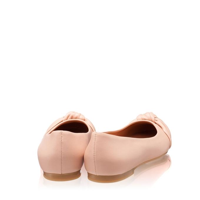 Изображение Женские балетки 4710 Nappa Nude