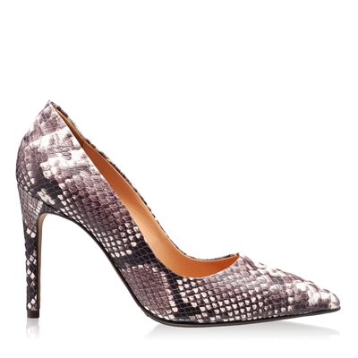 Imagine Pantofi Eleganti Dama 4332 Pytone Maro