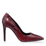 Imagine Pantofi Eleganti Dama 4332 Pytone Bordo