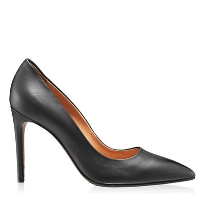 Imagine Pantofi Eleganti Dama 4332 Vitello Negru