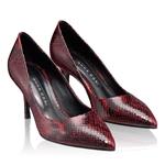 Imagine Pantofi Eleganti Dama 4416 Pytone Bordo