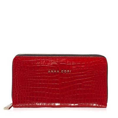Изображение  Женский кошелек ARIA Cocco Rosso