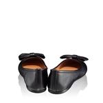 Изображение Женские балетки 2424 Nappa Negru