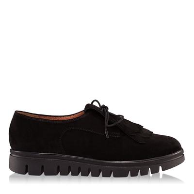 Imagine Pantofi Casual dama 4341 Crosta Nero