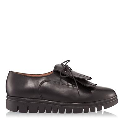 Imagine Pantofi Casual Dama 4341 Vit Negru