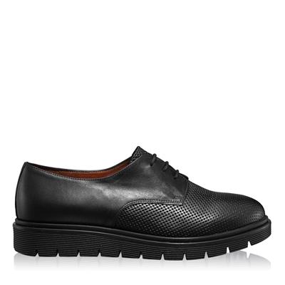 Imagine Pantofi Casual Dama 4821 Vit Foro Negru