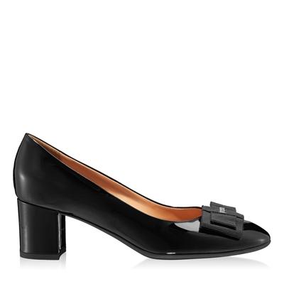 Imagine Pantofi Casual Dama 5684 Vernice Nero