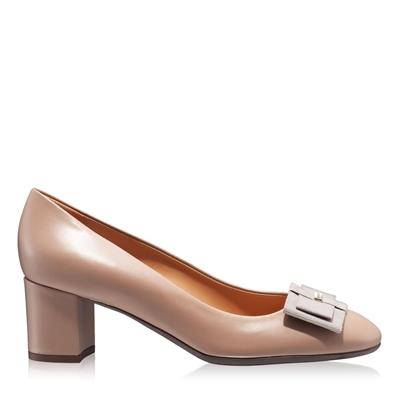 Imagine Pantofi Casual Dama 5684 Vitello Poudre