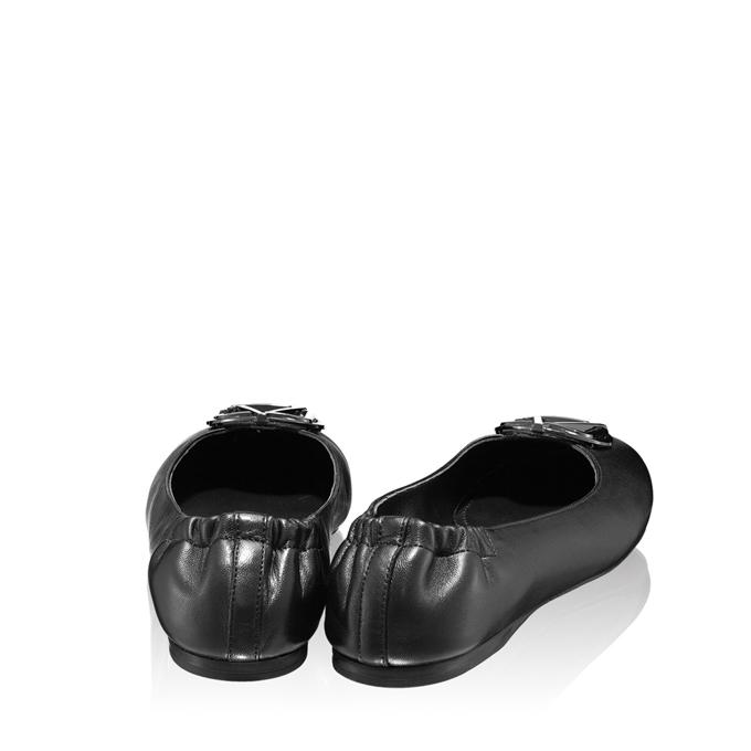 Изображение Женские балетки 5852 Nappa Negru