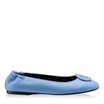 Изображение Женские балетки 5852 Vitello Azzurro