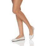 Изображение Женские балетки 5852 Vitello Bianco