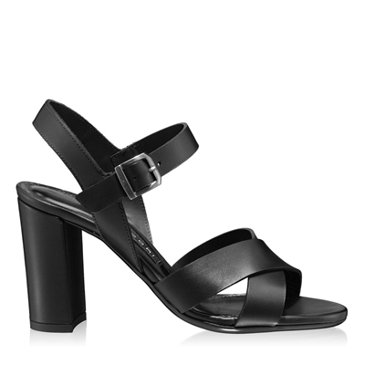 Imagine Sandale Dama 4702 Vitello Negru